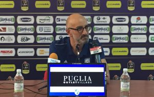 """Vitucci: """"La classifica ora non conta. Con umiltà e massima concentrazione sfidiamo Brescia"""""""