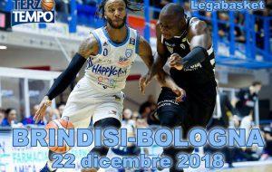Terzo tempo web: il video di Brindisi-Virtus Bologna