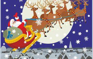 """Apre domani a Mesagne """"La casa di Babbo Natale"""""""