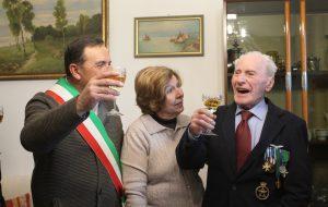 Ostuni festeggia i 100 anni di Corrado Spigariol