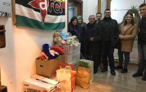 Community HUB Brindisi: consegnati i giocattoli alla Caritas