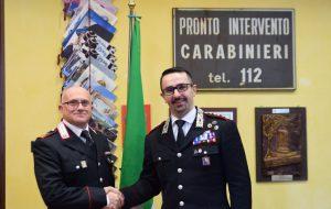 Carabinieri: il Luogotenente Paolo Andriani lascia il servizio attivo