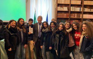 """Concluso il progetto """" Corretti e non corrotti"""" avviato nelle scuole della provincia"""