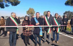Riapertura al traffico veicolare della strada provinciale S.Pietro Vernotico-Torchiarolo