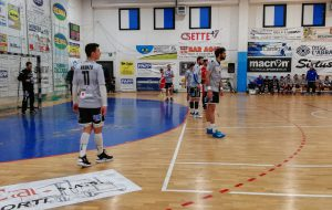 Stasera in programma il match tra Acqua & Sapone Junior Fasano e Bologna