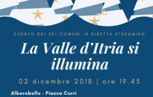 Natale in Valle d'Itria: partono all'unisono i festeggiamenti nei sei Comuni del sistema turistico locale