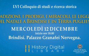 Le tradizioni, i prodigi, i miracoli, le leggende del Natale a Brindisi e in terra pugliese