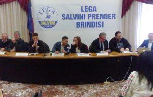 """Lega Brindisi sostiene la """"tolleranza zero"""" delle forze dell'ordine sul territorio"""