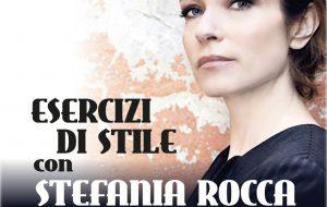 """Stefania Rocca in """"Esercizi di stile""""  il 12 dicembre al Nuovo Teatro Verdi"""