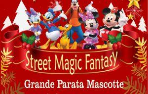 """Domenica 16 dicembre lo """"Street magic fantasy"""" a Mesagne"""