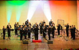 """Successo di pubblico per il concerto di Natale """"Sulle note della solidarietà"""" ieri sera al Verdi"""