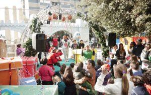 Le Luci di Brindisi: in centro il circo e il Villaggio di Babbo Natale