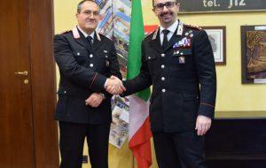 Carabinieri: il Luogotenente Francesco Baldari lascia il servizio attivo