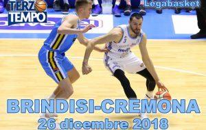 Terzo tempo web: il video di Brindisi-Cremona