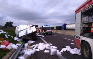 Camion contro furgoni sulla Superstrada: tre indagati, la Procura dispone perizia cimenatica sull'incidente