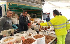 Mercato a Sant'Elia: giovedi 24 e 31 dicembre in vendita solo  generi alimentari, prodotti florovivaistici e agricoli