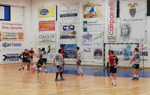 Acqua & Sapone Junior Fasano – Bologna 24-17