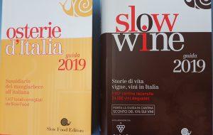 """Al castello di Carovigno si presentano le guide Slow Food """"Osterie d'Italia"""" e """"Slow Wine""""."""