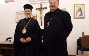 Visita pastorale a Brindisi del Metropolita Gennadios, Arcivescovo Ortodosso d'Italia e Malta
