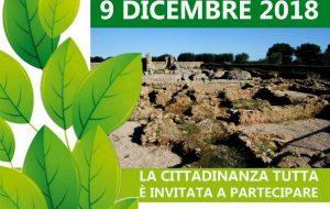 Domenica 9 giornata ecologica presso l'area termale di Valesio