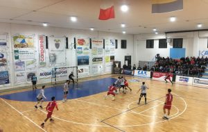 La Junior Fasano batte Gaeta 31-27