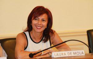 """Laura De Mola (FI): """"Sfide importanti ci aspettano"""""""
