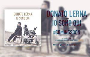 """Donato Lerna presenta """"Io sono qui"""" nella sede di AccordiAbili"""