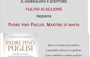 """A San Michele si presenta il libro """"Padre Pino Puglisi. Martire di mafia, per la prima volta raccontato dai familiari"""""""