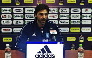"""Coach Morea: """"Partita dalle tante incognite con Reggio. Desiderosi di tornare in campo e dare il meglio"""""""