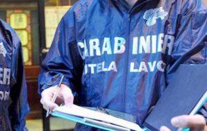 Lavoro nero: multati imprenditori a Villa Castelli e San Pancrazio Salentino