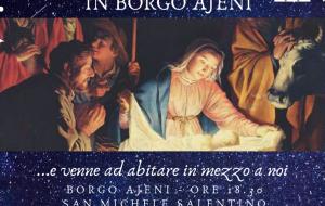 Santo Stefano ed Epifania con il presepe vivente a Borgo Ajeni