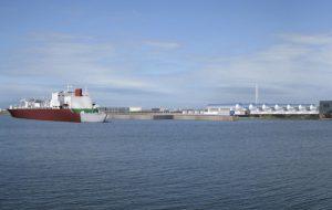 Stazione rifornimento Gas per navi: l'opinione del Forum Ambiente