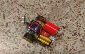 Ecco Robottino, l'assemblato programmato dagli studenti del Ferdinando di Mesagne