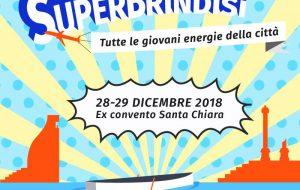 Arriva SuperBrindisi: appuntamento 28 e 29 dicembre all'ex Convento Santa Chiara