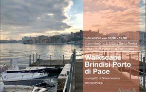 """Si accendono """"Le Luci di Brindisi"""": dal walkscape all'installazione luminosa #BrentionTherapy"""