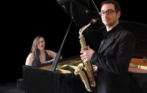 BrindisiClassica: giovedì 24 il duo Andrea Carrozzo (sax) e Valeria Fasiello (piano)
