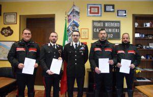 Aiutarono donna a partorire: Carabinieri elogiati dal Comandante De Magistris