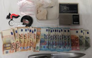 Operaio oritano arrestato per spaccio di eroina