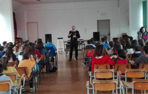 Cultura della legalità: i Carabinieri incontrano 65 studenti di San Vito dei Normanni