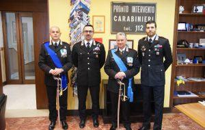 Cambio al vertice della 2^ Sezione   del Nucleo Investigativo del Comando Provinciale e della Sezione Radiomobile della Compagnia di Brindisi.