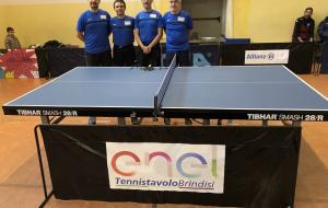 Enel TT Brindisi a punteggio pieno in C/2