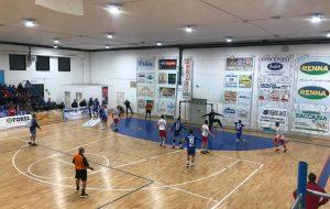 Acqua & Sapone Junior Fasano – Trieste 24-21