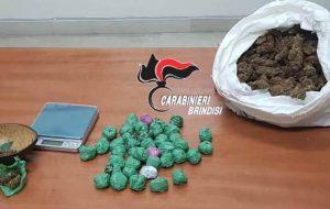 Controlli di Capodanno: a Brindisi un arresto per droga e quattro denunce