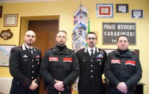 Aiutano bimba di otto mesi affetta da grave patologia: il Comandante De Magistris elogia due Carabinieri