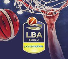 LBA Postemobile, 23^ giornata: risultati e classifica