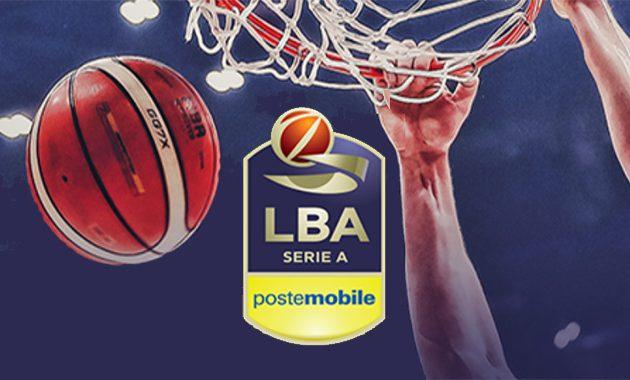 LBA, 20^ giornata: risultati e classifica
