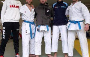 Metropolitan Karate Brindisi sugli allor ai campionati italiani