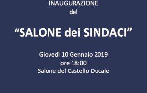 """Domani a Ceglie si inaugura il """"Salone dei Sindaci"""""""