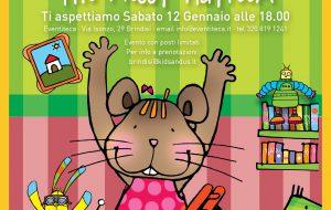 A Brindisi due appuntamenti con l'ora del racconto in inglese!