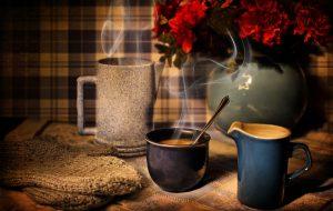 Combattere il freddo con bevande calde e cibo cotto. Di Rocco Palmisano